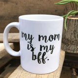 BFF Mom Mug - Wildflower Long Island