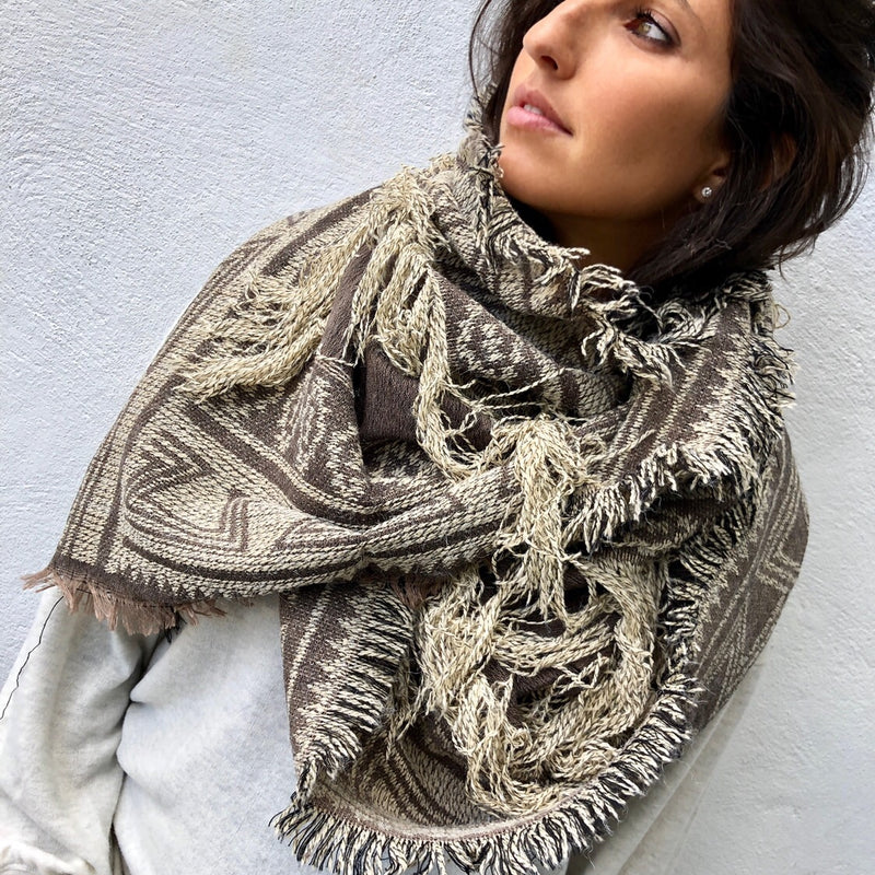 Scarf - Wrap -Cozy