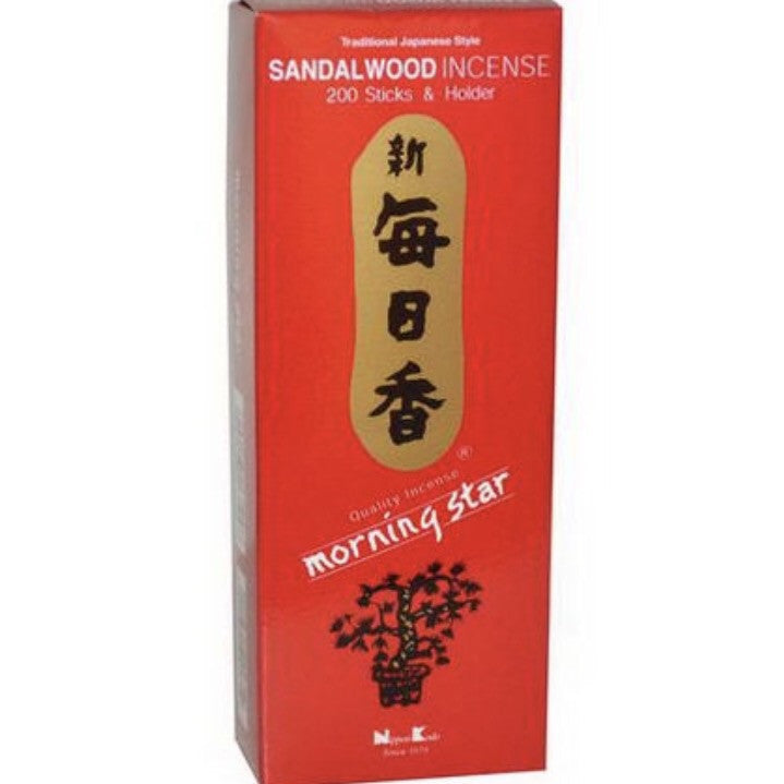 Sandalwood Incense - 200 Sticks