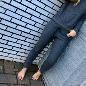 Townsend Cozy Button Pant