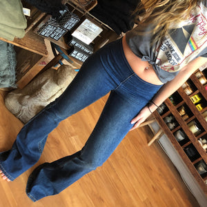 Woodstock Denim Flare