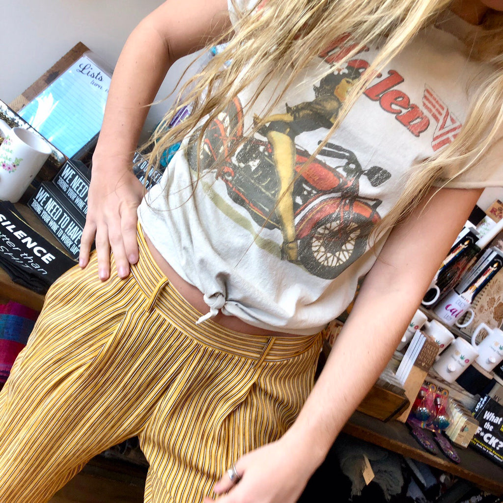 Van Halen Pin Up Tee