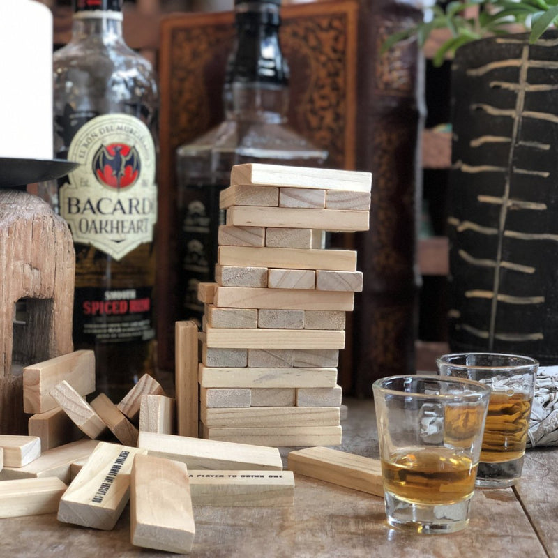 Drink Tower Game