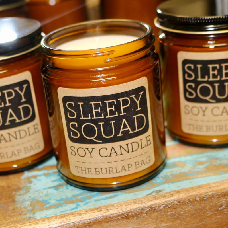 Sleepy Squad Candle - Wildflower