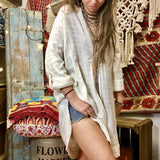 Maui Gauze Tunic - Wildflower