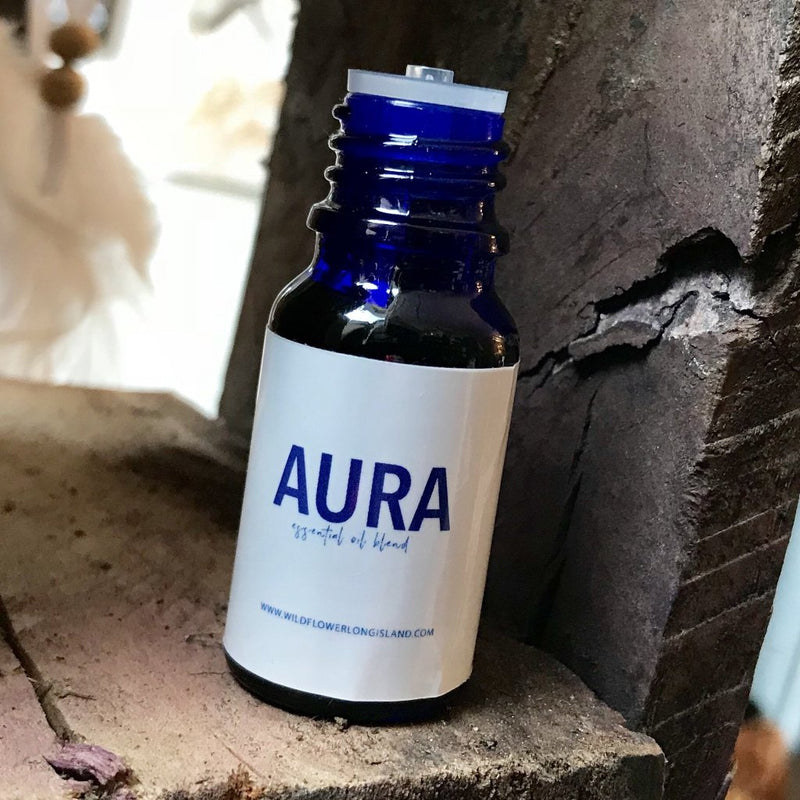 AURA Essential Oil - Wildflower Long Island