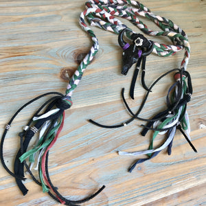 Old West Wrap Necklace
