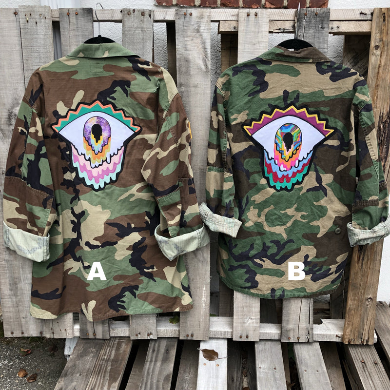Surrender Camo Jacket