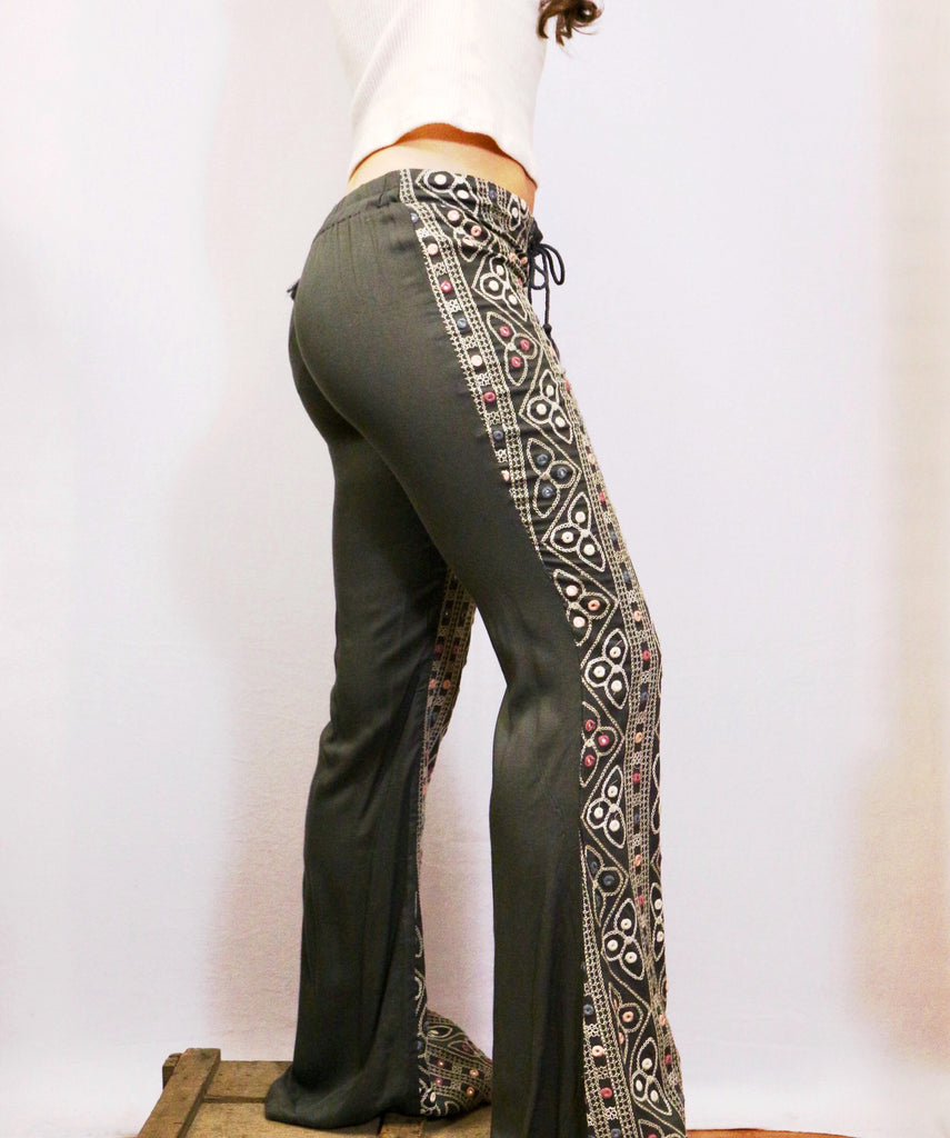 Gypsy Song Pants - Wildflower