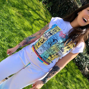 Rolling Stones Pin Up Tee