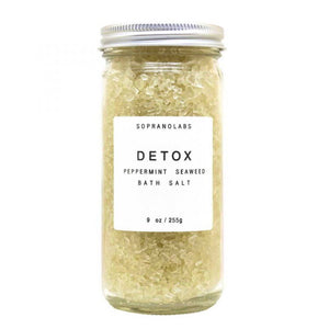 Detox Bath Salts - Wildflower Long Island