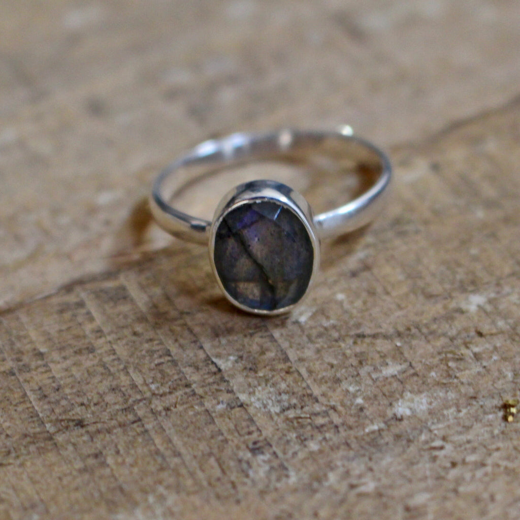 Summer Haze Ring - Wildflower