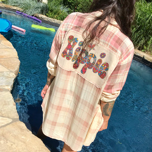 Hippie Flannel