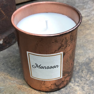 Monsoon Candle