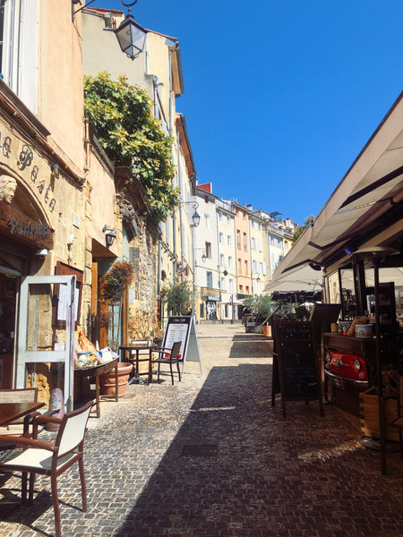 My Trip to Aix-En-Provence, France