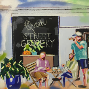 Queen Street Grocery 24x24 SOLD