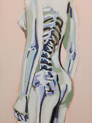 Her Lovely Bones 18x24 SOLD
