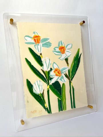 Narcissus for Jennifer 15x18