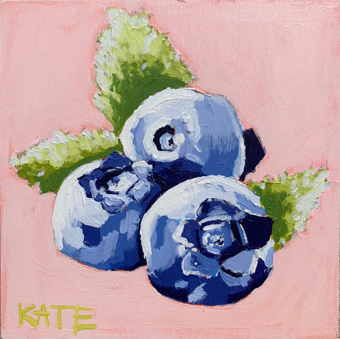 Violet Beauregarde's Berries 10x10