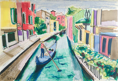 Burano is Bae 6x8 SOLD