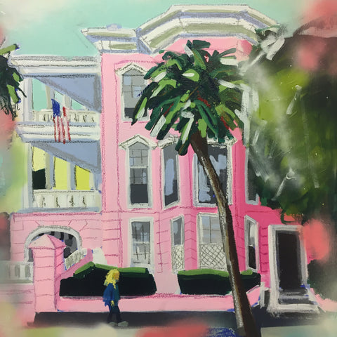 The Palmer House 24x24 SOLD