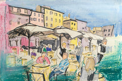 Feelin' it in Florence 6x8 SOLD