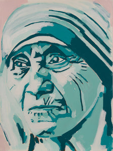 Mother Theresa 11x14 SOLD OUT