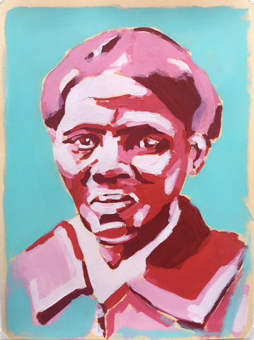 Harriet Tubman 9x12 SOLD