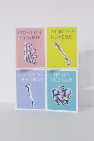 Greeting Card Set of 8 SOLD OUT