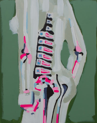 You Give Me Femur 11x14