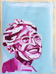 Rosa Parks 9x12 SOLD