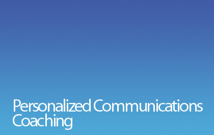 Communications Coaching