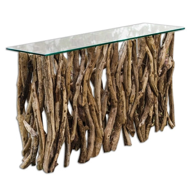 The Woodlands Console Table