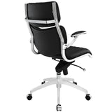 Channel Back Office Chair, modern office chair, contemporary office chair