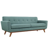 Ronald Sofa, Modern Sofa, Mid-century modern sofa, tight back sofa