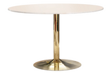 The Sahara Marble Dining Table