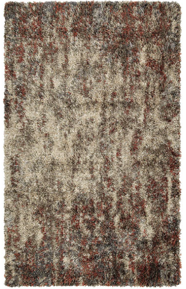 Scattered Spice Shag Rug