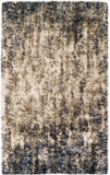 Scattered Earth Shag Rug