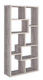 Random Acts Bookcase/Display Shelf Driftwood