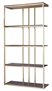 Triple Display Case/bookcase