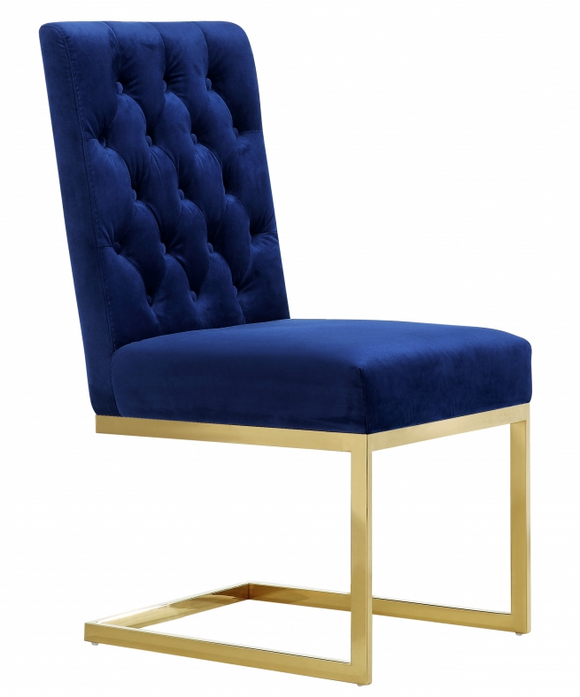 Carnival Dining Chair Blue