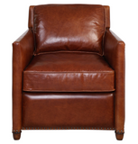 Top Grain Leather Chair