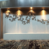 Stainless Steel Wall Decor
