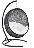 Mineral Spring Outdoor Patio Swing Lounge Chair