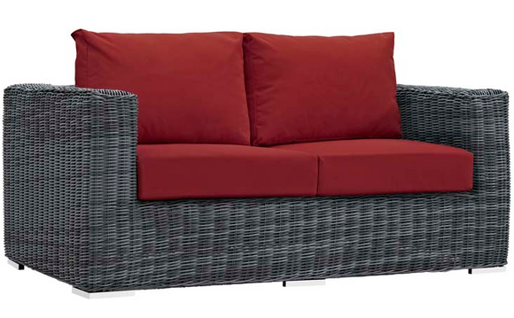 Salvador Outdoor Loveseat