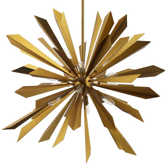Splendora Starburst Light Fixture