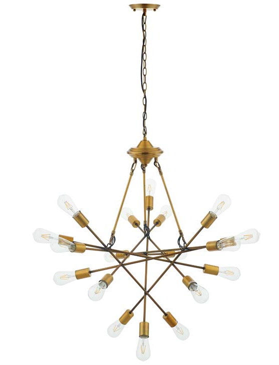 Directional Pendant Light