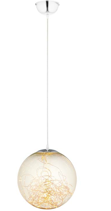 Firey Pendant Light