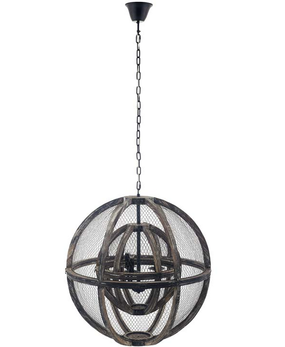 Rustica Modern Pendant Light
