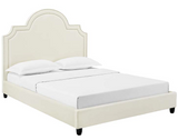 Prim Modern Queen Bed